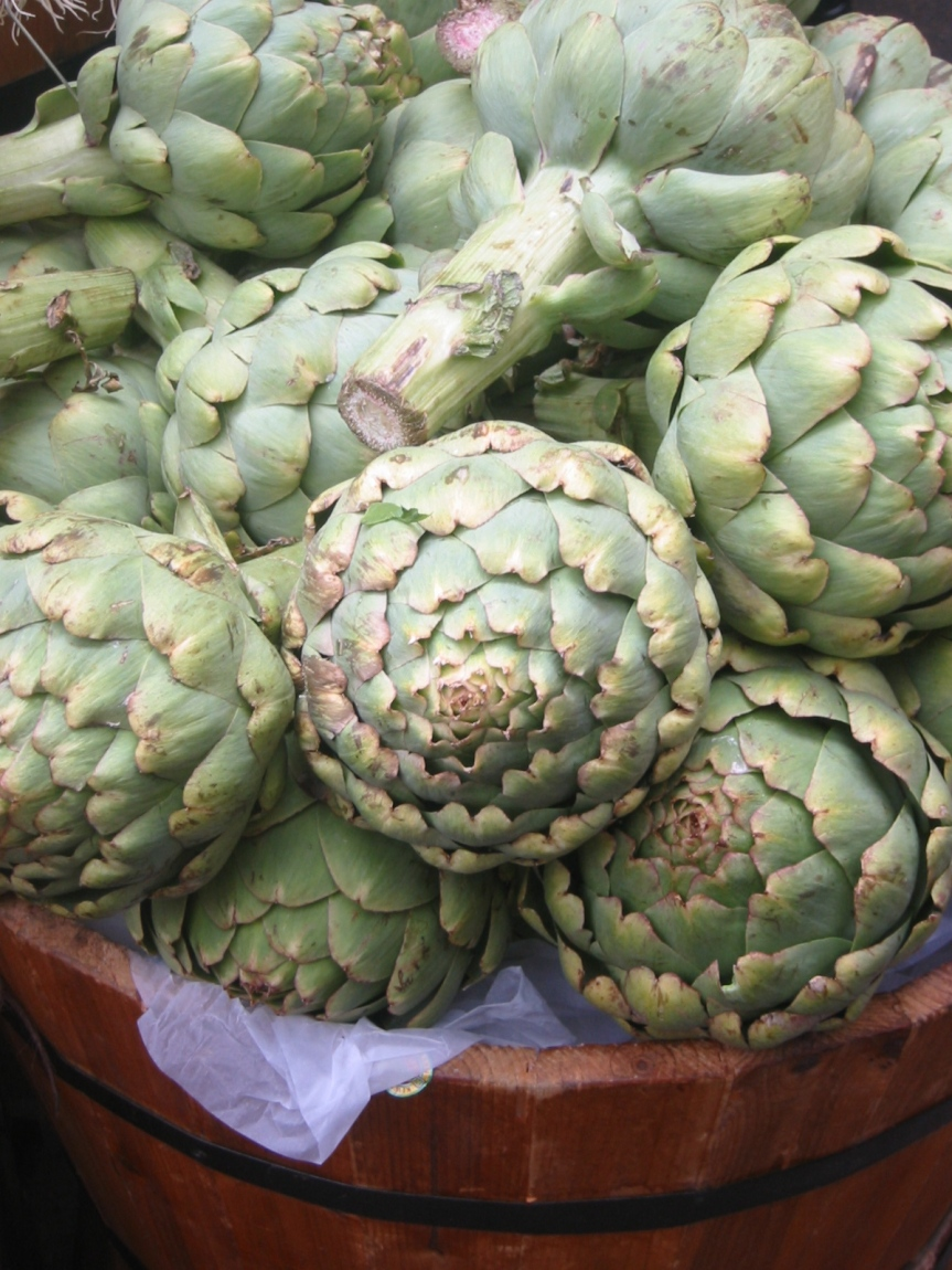 metabolic balance Monday Recipe – Artichokes – How to EatThem