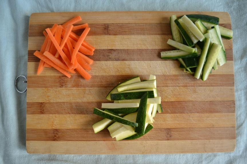 Metabolic Balance® Monday Recipe – Carrot and ZucchiniSoup