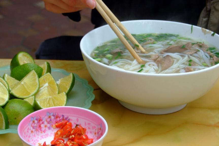 metabolic balance Monday Recipe – Turkey Pho Soup forTwo