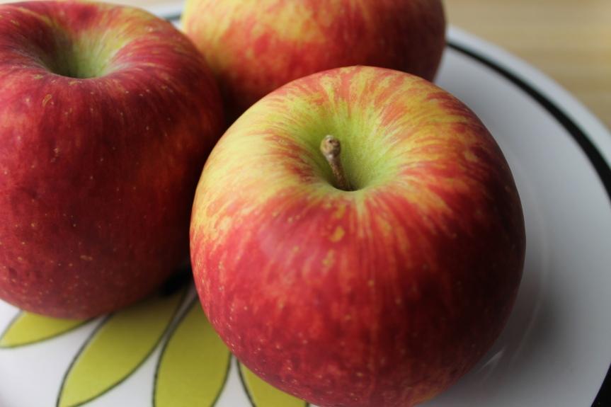 metabolic balance Monday Recipe – Baked Apple Stuffed with GroundTurkey