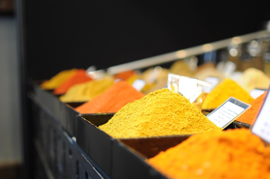 Spices by Cuisine
