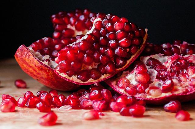 Roasted Vegetables with Pomegranate – Metabolic balance MondayRecipe