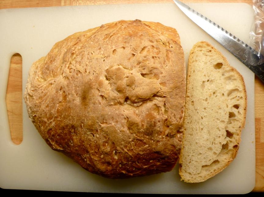 Sourdough Rye BreadRecipe