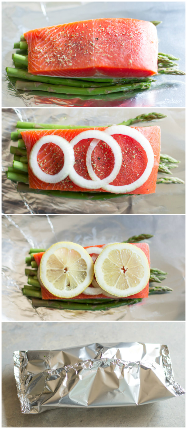 salmon-in-a-foil-ingredients