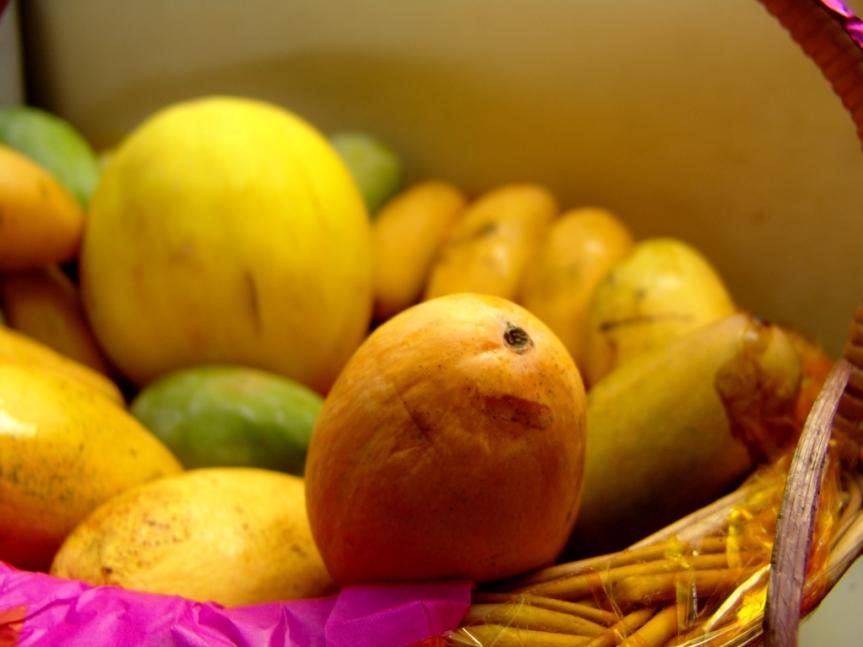 Mango Lassi – a Light Breakfast Option – metabolic balance MondayRecipe