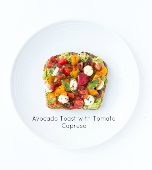 6-easy-ways-to-top-avocado-toast-caprese