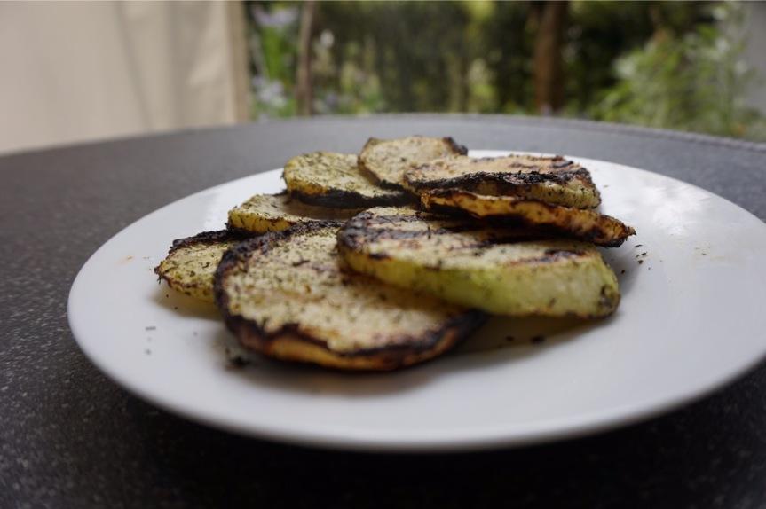 Grilled kohlrabi – metabolic balance MondayRecipe