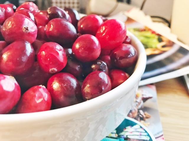 Thanksgiving Salad – metabolic balance MondayRecipe