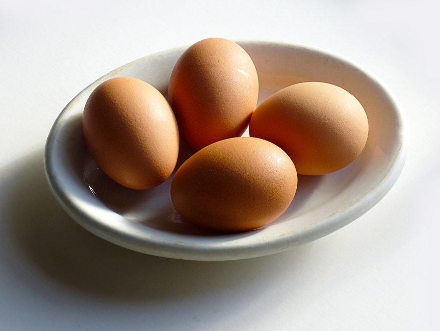 Where's The Egg?  Egg Substitutes for Baking and Cooking – Advent#9