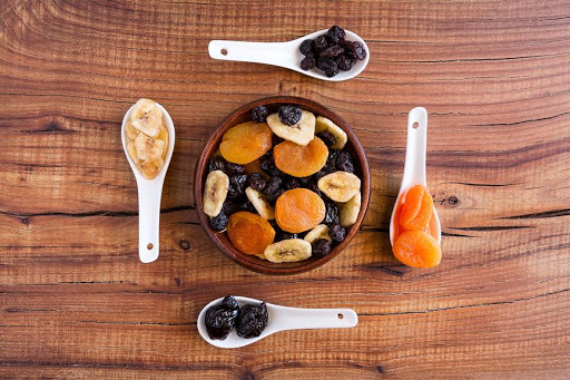 MB 10-17 dried fruit