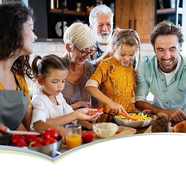 MB - Healthy aging - family cooking INT